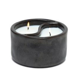 Paddywax Yin & Yang Ceramic Candle