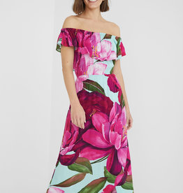 Desigual Arles Tropical Maxi Dress