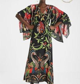 Desigual Lacroix Limoges Kimono Dress