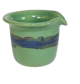 Clay in Motion Mini Pitcher Misty Green