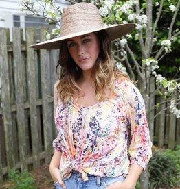 Plume & Thread Naomi Radiance Top