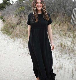 Plume & Thread Nadia Gauze Dress