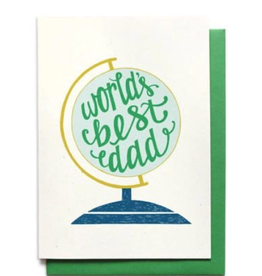 Hennel Paper Co. Father's Day Card - World's Best Dad