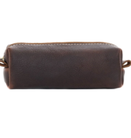 lifetime leather Leather Toiletry Bag (Unlined) Standard