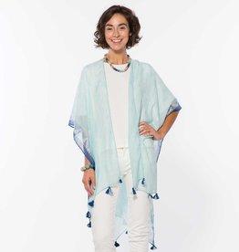 rockflowerpaper Josie Ocean Kimono