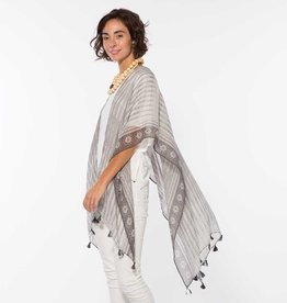 rockflowerpaper Leila Grey Kimono