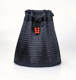 Baskets of Cambodia Medium Sophon Collapsible Cinch Bucket Style Sling Bag