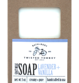 Twisted Tomboy FOR MEN | Handcrafted 'Manly' Goat Milk Soap