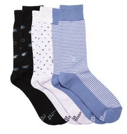 Conscious Step Boxed Set Socks That Give Water