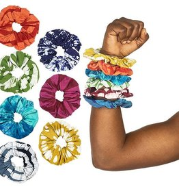 Global Mamas Batik Scrunchie- Assorted