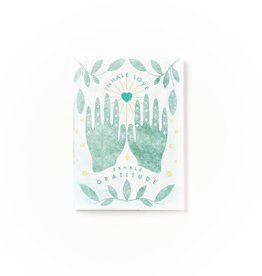 Matr Boomie Gratitude Journal- Exhale