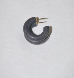 Periwinkle Mini Hoop Earrings