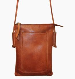 Latico Leathers Latico Miller Crossbody Leather Bag