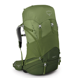 Osprey Ace 75 Youth Backpack- Venture Green