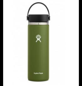 Hydroflask 20 OZ Wide Mouth/ Flex Cap