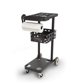 Sargent Steam Cleaners BLACK CART