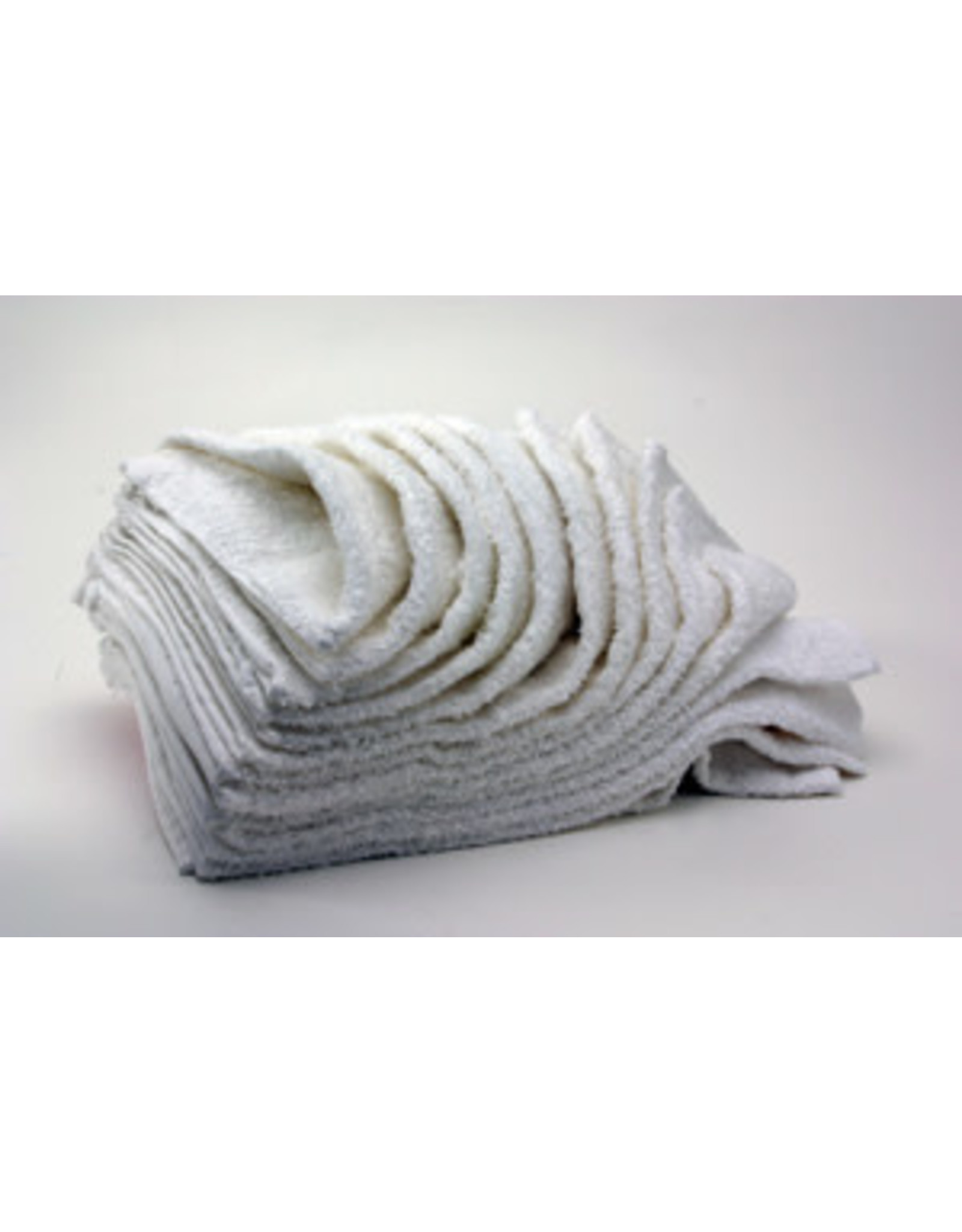 Sargent Steam Cleaners TERRY TOWELS 24-WHITE
