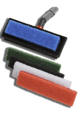 Sargent Steam Cleaners POWER PAD RECTANGLE