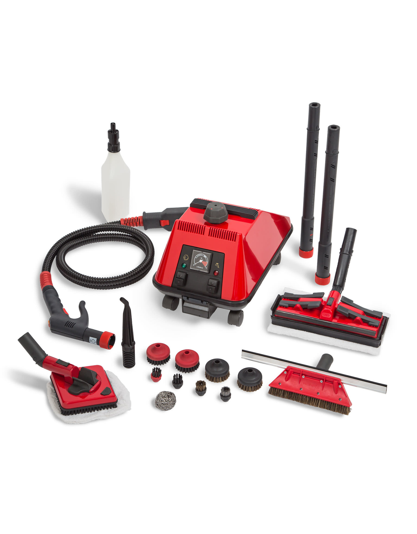 Sargent Steam Cleaners BRZ2 SARGENT STEAM CLEANER DELUXE PACKAGE