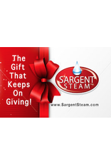 Sargent Steam Cleaners GIFT CARD