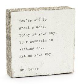 Cedar Mountain Art Block (You're Off)