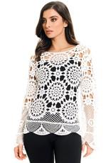 Adore Crochet Top