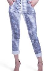 Gigi Moda Snake Print Pant