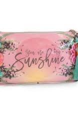 Papaya Art Small Tassel Pouch-Sunshine