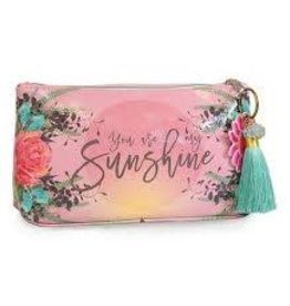 Papaya Art Small Tassel Pouch-Sunshine