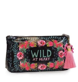 Papaya Art Small Tassel Pouch-Gypsy Rose