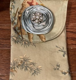 Gypsy South Cell Phone Bag (Rosette)