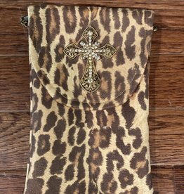 Gypsy South Cell Phone Bag (Cross)