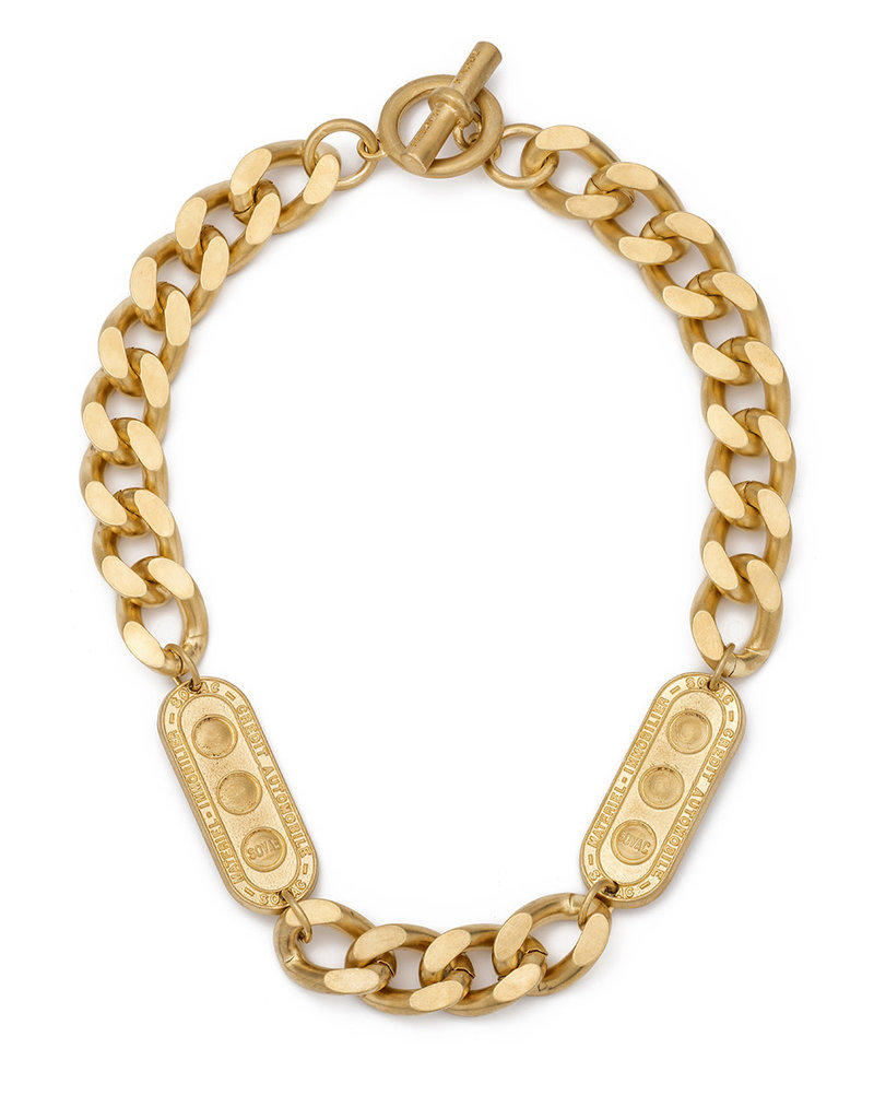 FRENCH KANDE 14K Gold Clad