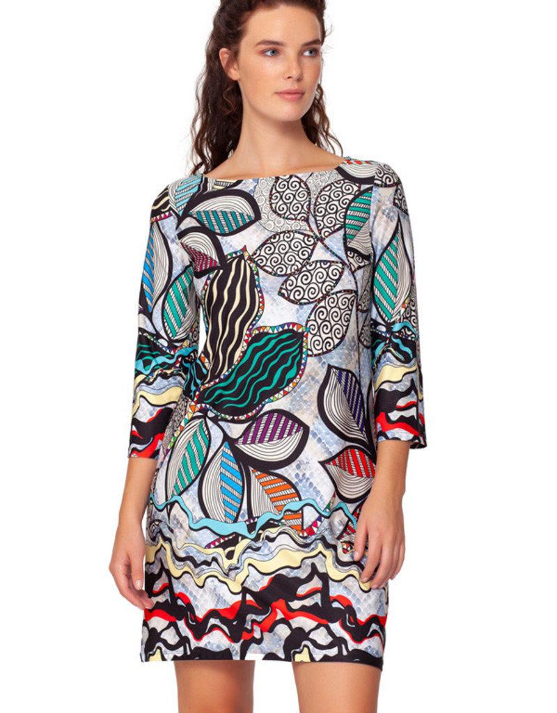 ISLE Tulum 3/4 Sleeve Dress