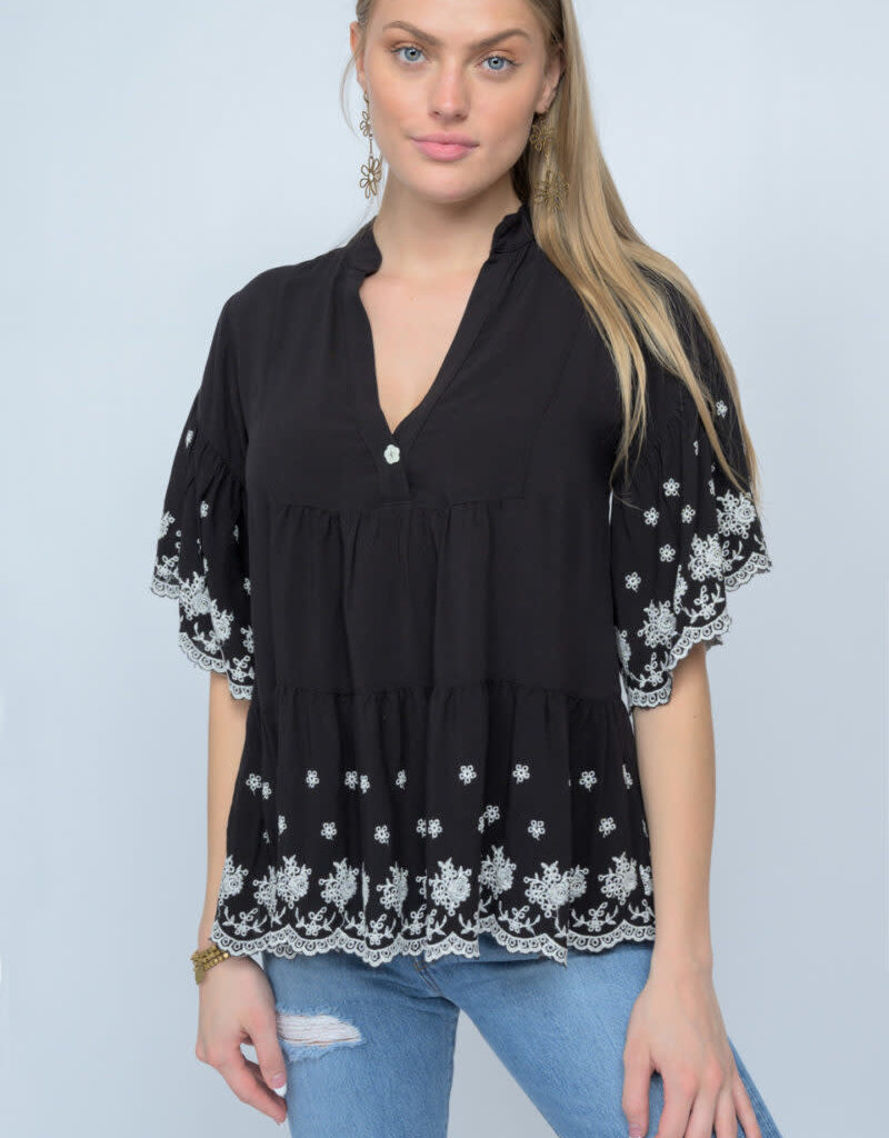 Ivy Jane On The Border Top