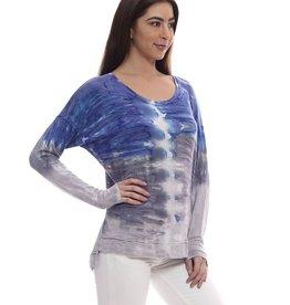 River & Sky Allie Sweatshirt (Ocean's Edge)