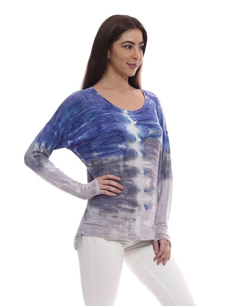River & Sky Allie Sweatshirt (Ocean's Edge