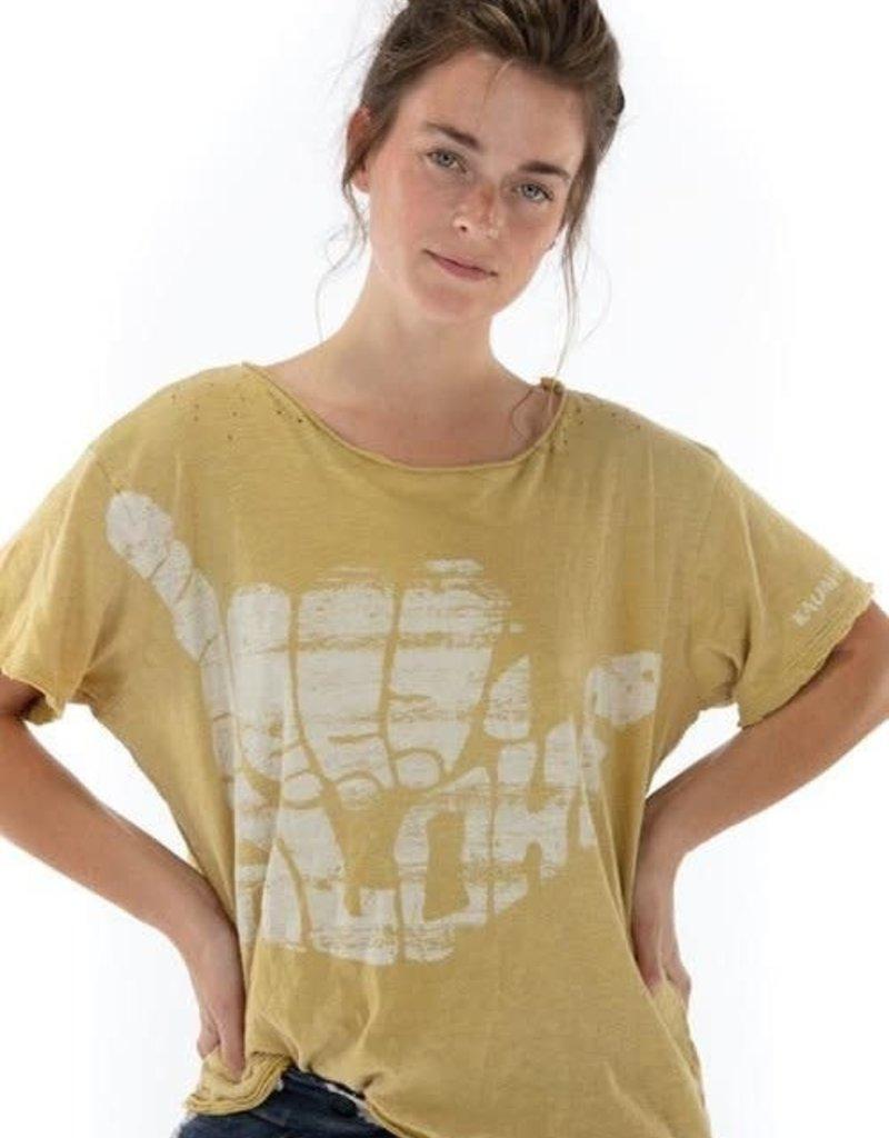 Magnolia Pearl Hang Loose T-Shirt (Marigold) O/S