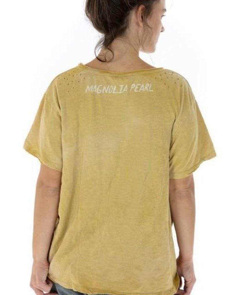 Magnolia Pearl Star Child T-Shirt (Marigold) O/S