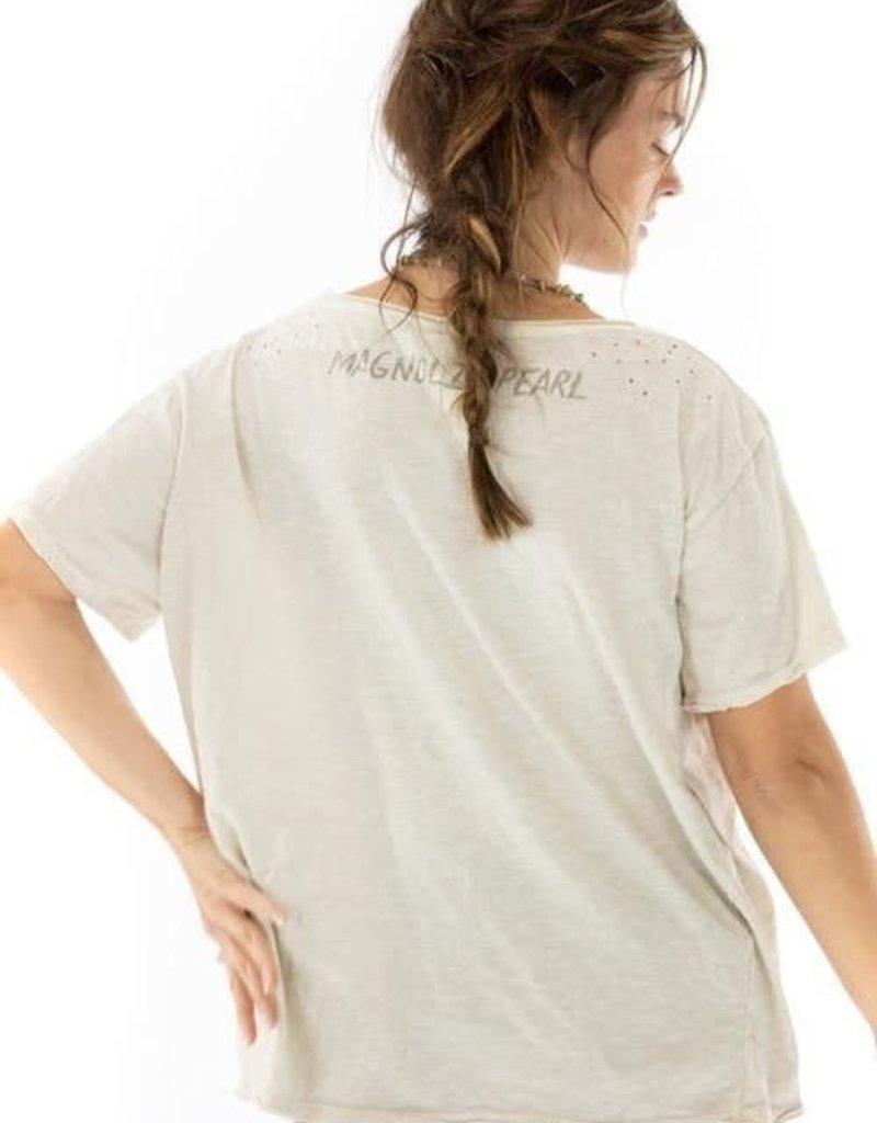 Magnolia Pearl Surfs Up T-Shirt (Moonlight) O/S