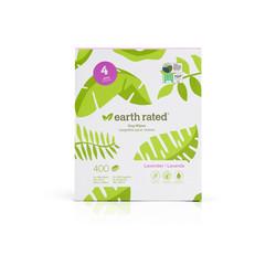 400 USDA Certified Biobased Lavender Scent Wipes