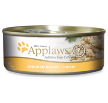 Chicken Breast In Broth 5.5oz
