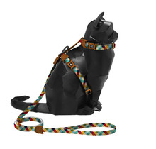 Phantom Cat Harness + Leash Set