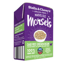 Cat-Marvelous Morsels Chicken