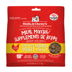 Chewys Chicken Meal Mixers