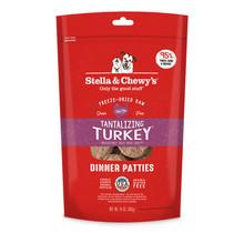 Tantalizing Turkey Dinner Patties