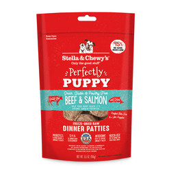 Puppy \ Beef & Salmon Patties