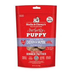 Puppy \ Chicken & Salmon Patties