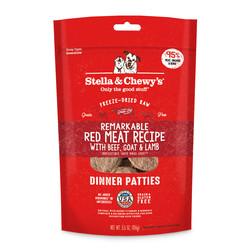 Red Meat Dinner Patties