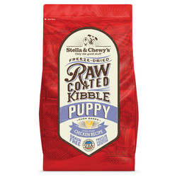 Chicken Raw Coated Kibble For Puppies